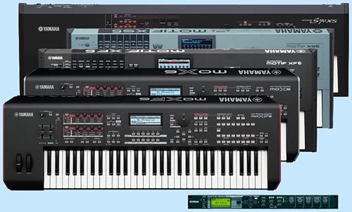 KARMA Motif Software Sounds :: Karma-Lab